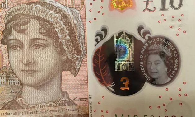 Jane Day in vogelvlucht: 3 beelden, 1 bankbiljet en een nieuw boek