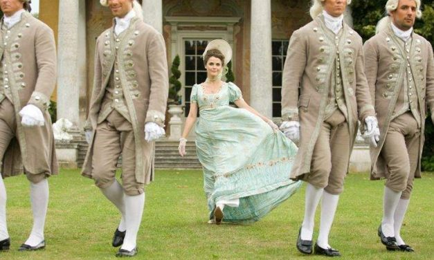 Love & Friendship en Austenland op tv