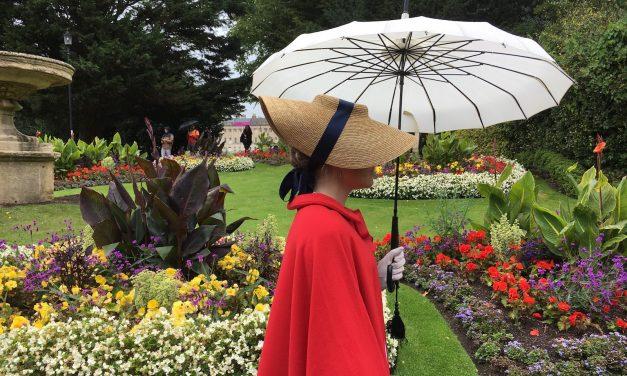 Nieuwe Jane Austen-reizen Garden Tours in 2019