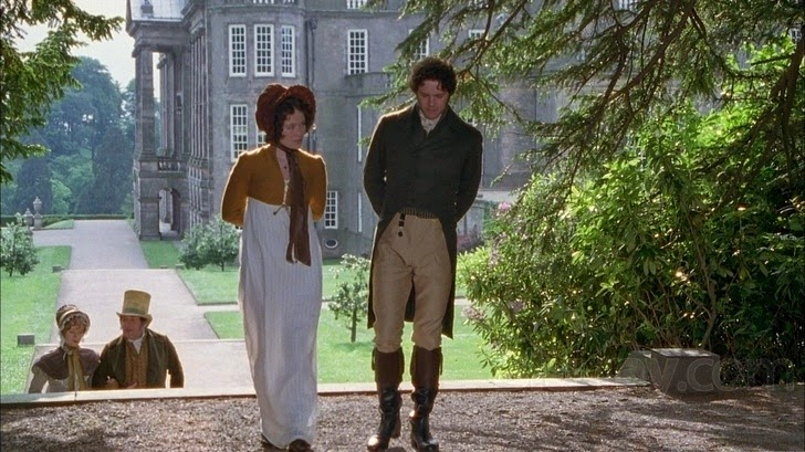 27 september: lezing over Jane Austen en film