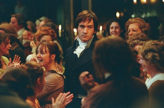 13 januari: lezing over Mr Darcy door Austen Tales