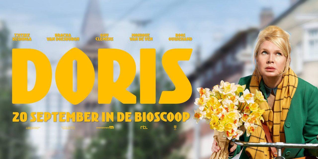 Prijsvraag: win toegangskaarten voor Doris