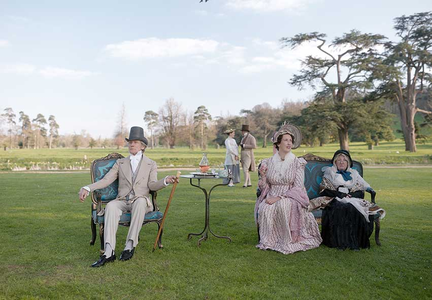 EMMA. in Bussum met inleiding Austen Tales