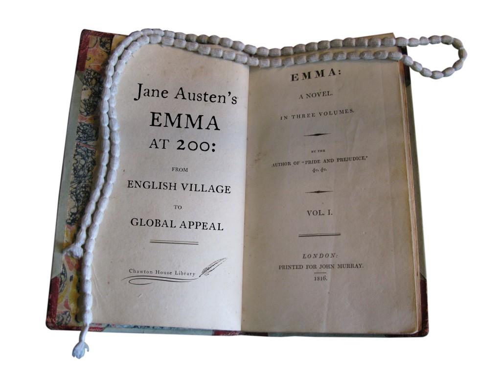 Bijzondere Emma-tentoonstelling in Chawton House