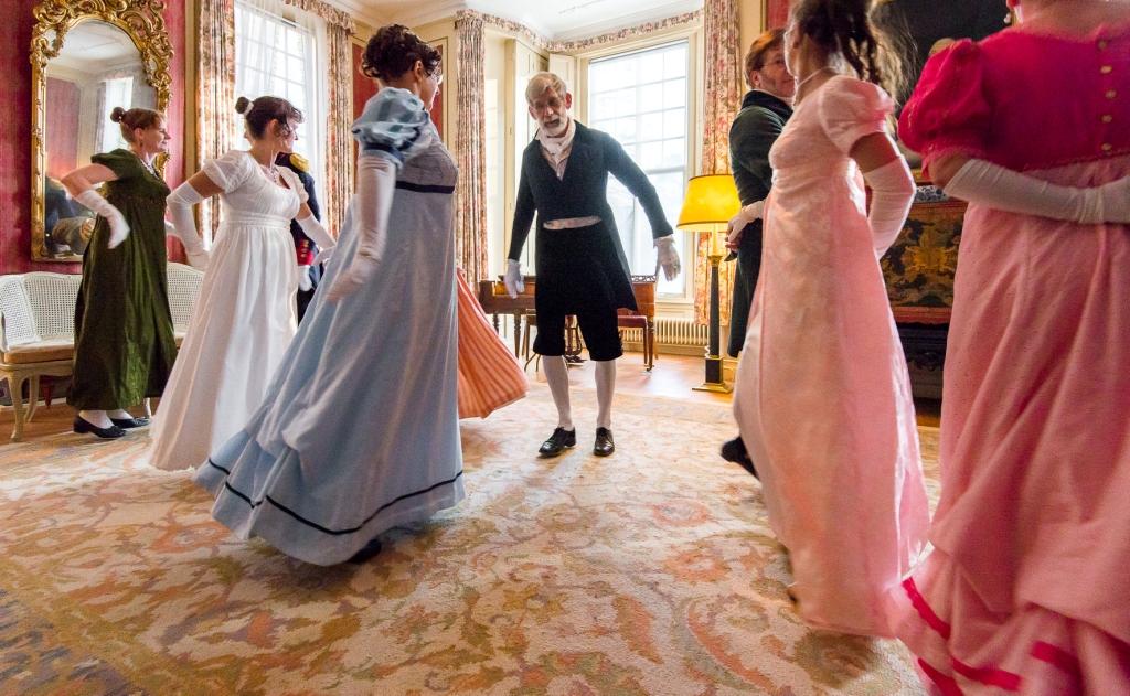 Zaterdag 17 oktober: Jane Austen middag in Oosterbeek