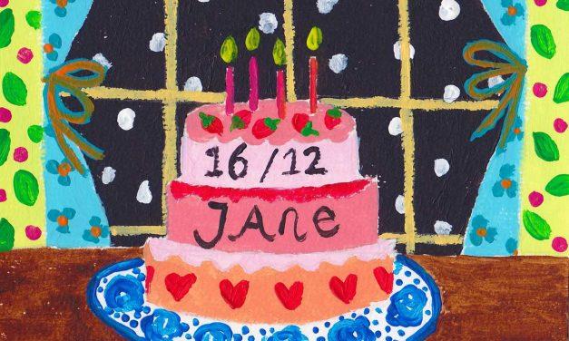 Happy Jane Year: Het mooiste cadeau
