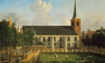Herdenkingsdienst voor Jane Austen in Amsterdam