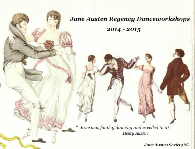 Nieuwe regency danslessen bij JASNL