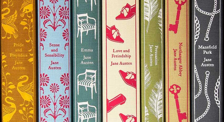 Jane Austen anthologieserie in de maak