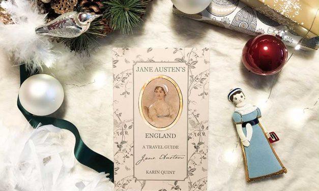 Kerstcadeautip: Jane Austen's England