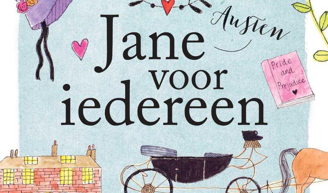 Jane voor iedereen: Nederlands boek over Jane Austen in de maak
