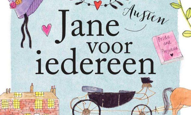 Prijsvraag: maak kans op 'Jane voor iedereen'