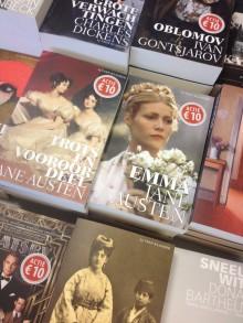 Jane Austen in de aanbieding