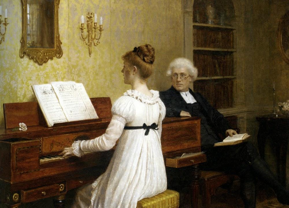 Muzikaal eerbetoon aan Jane Austen