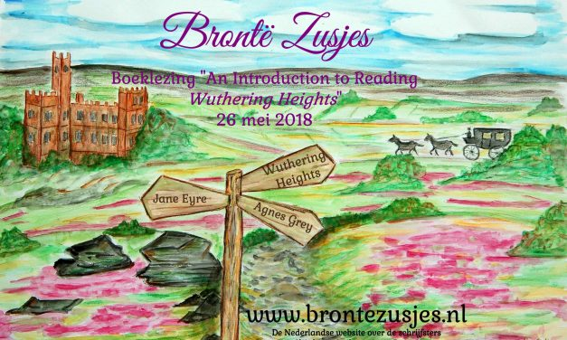 Even off-topic: lezing en website voor Brontë-liefhebbers