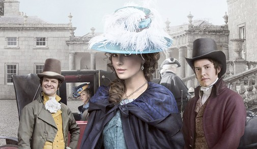 Love & Friendship op BBC2
