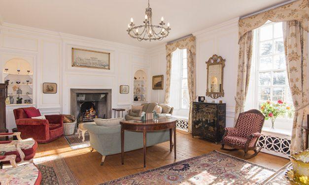Mr Darcy met 9 miljoen gezocht: Longbourn staat te koop