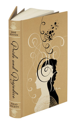 Nieuwe Folio Society uitgave Pride and Prejudice