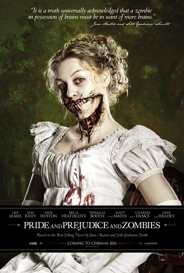 Pride & Prejudice & Zombies: de eerste trailer