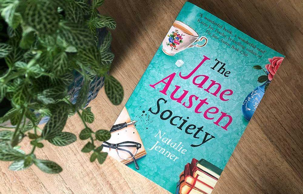 Recensie The Jane Austen Society van Natalie Jenner