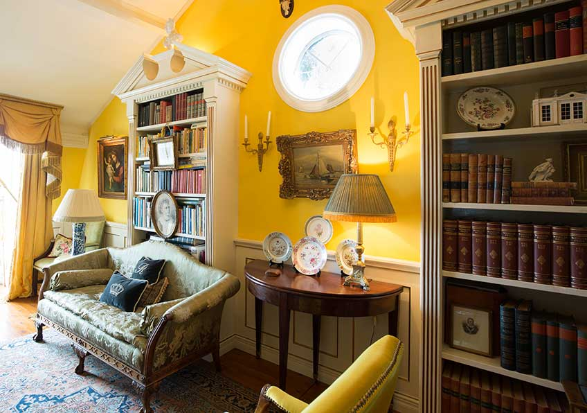 'Tea with Mr Darcy' bij The Pheasants