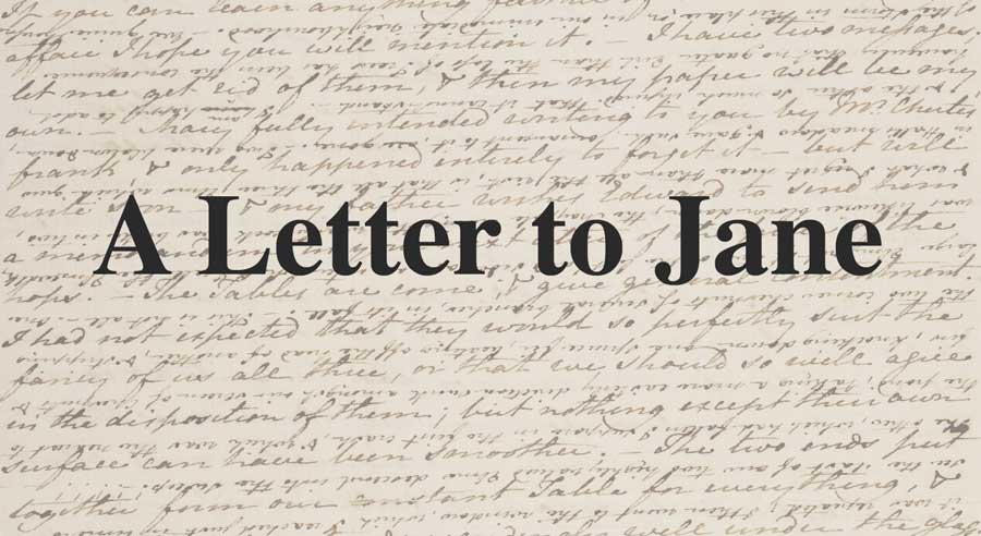 A Letter to Jane: deel 1