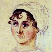 Portret Jane Austen