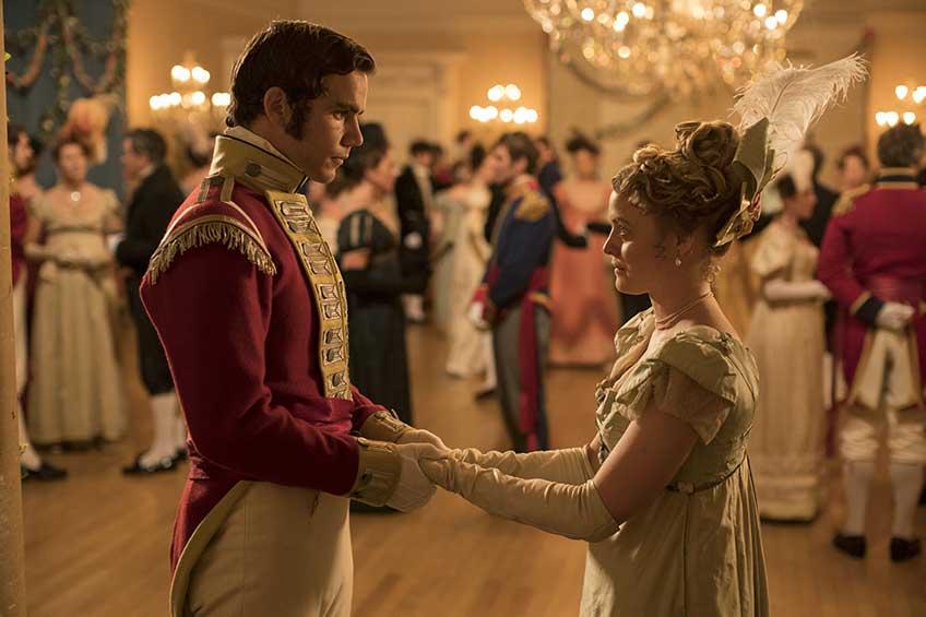 Nieuwe serie Belgravia op tv en Downton Abbey in de herhaling