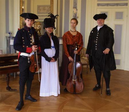Café Haydn in het Dordts Patriciërshuis