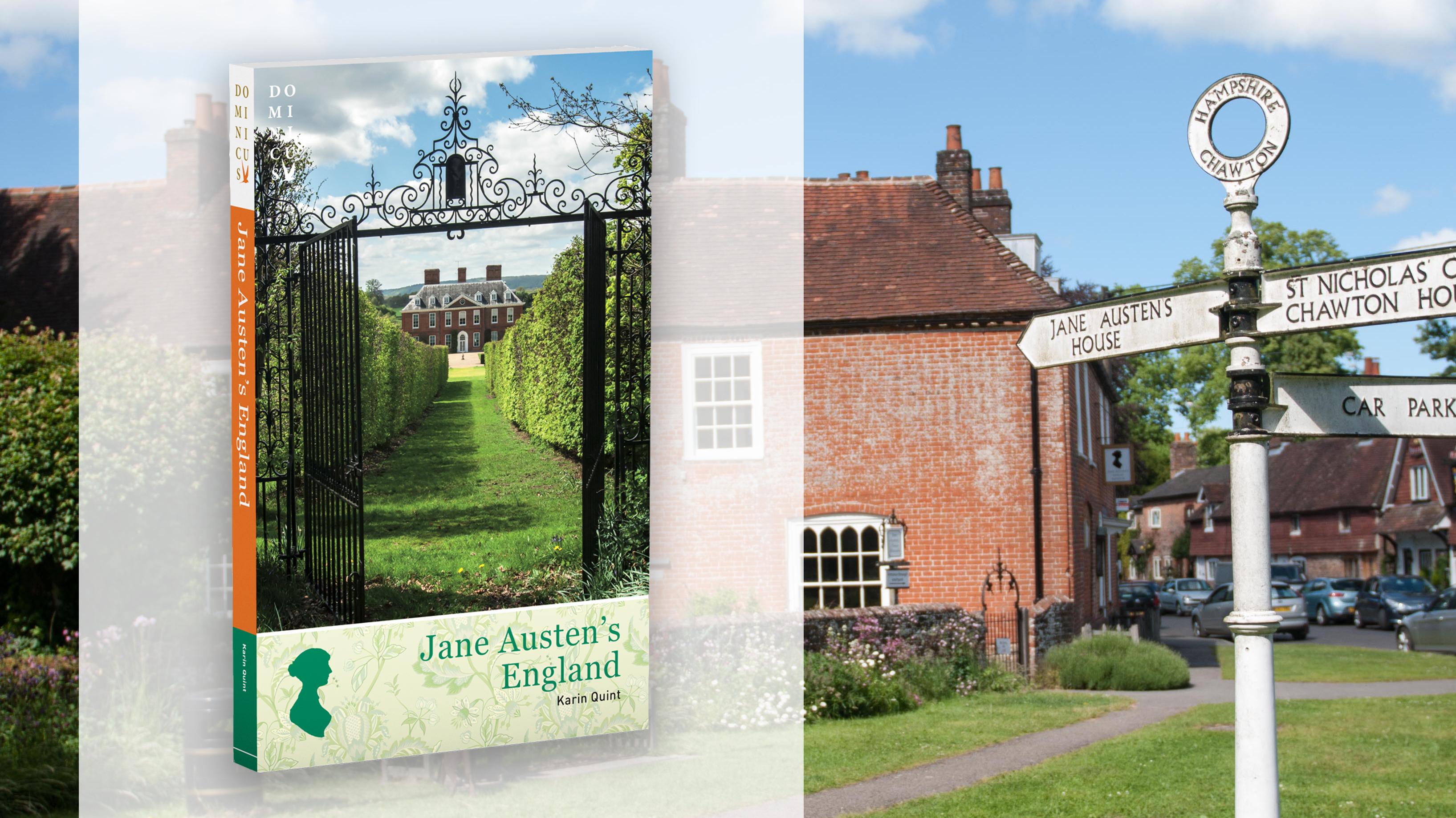 Het Engeland van Jane Austen: lezingen in Leeuwarden, Zeist en Den Bosch