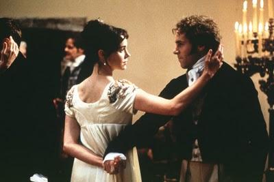 Austen docu en Mansfield Park op BBC2