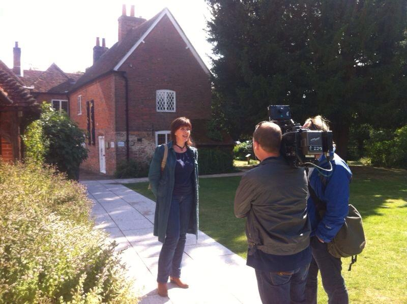 'De Reünie' bezoekt Jane Austens Chawton
