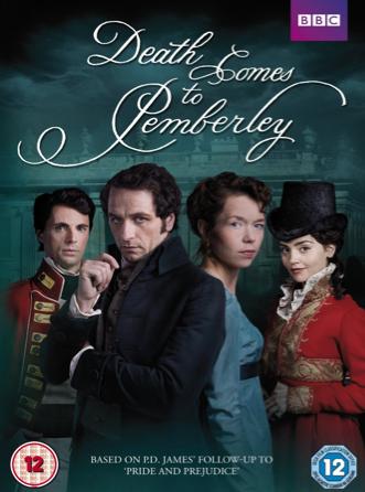 Dvd's van Death Comes to Pemberley en Austenland nu in voorverkoop