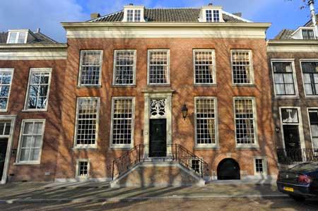 Tweede lezing en high tea in Dordts Patriciërshuis