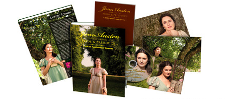 Gastblog: Discovering Jane Austen – a new film in the making