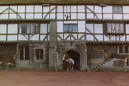 De George Inn in de film Persuasion uit 1995.