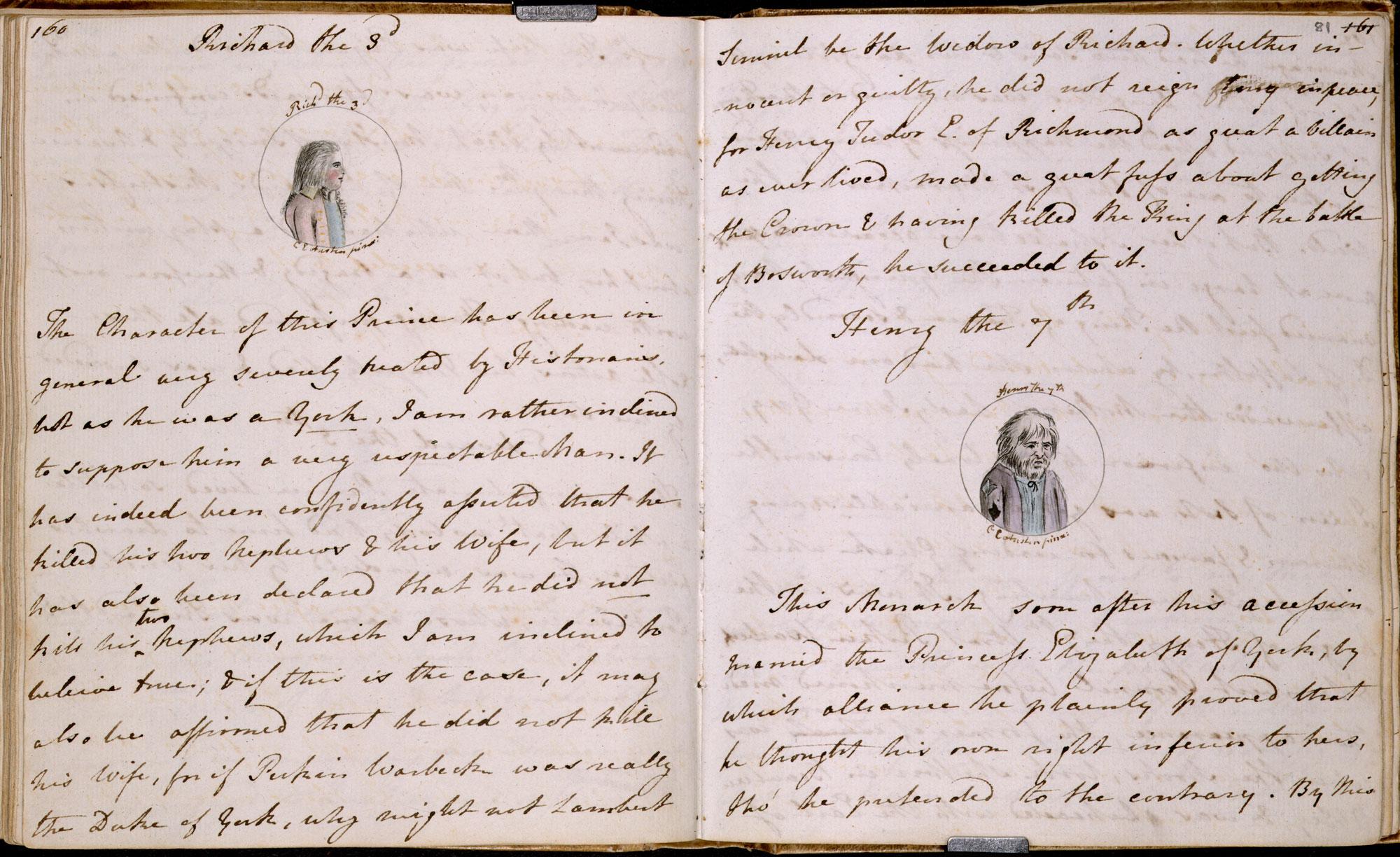 Kleine Austen-tentoonstelling in British Library