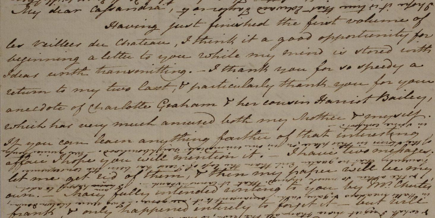 Veiling brief Jane Austen overtreft alle verwachtingen
