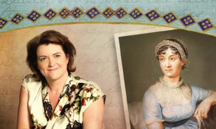 9 juni 2018: ontmoet Jane Austens achternicht Caroline Knight