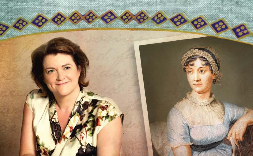 Kom je ook naar de lezing van Jane Austens achternicht?