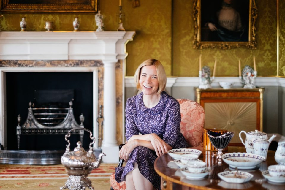 Lucy Worsley over Jane Austen gemist? Vannacht een herkansing