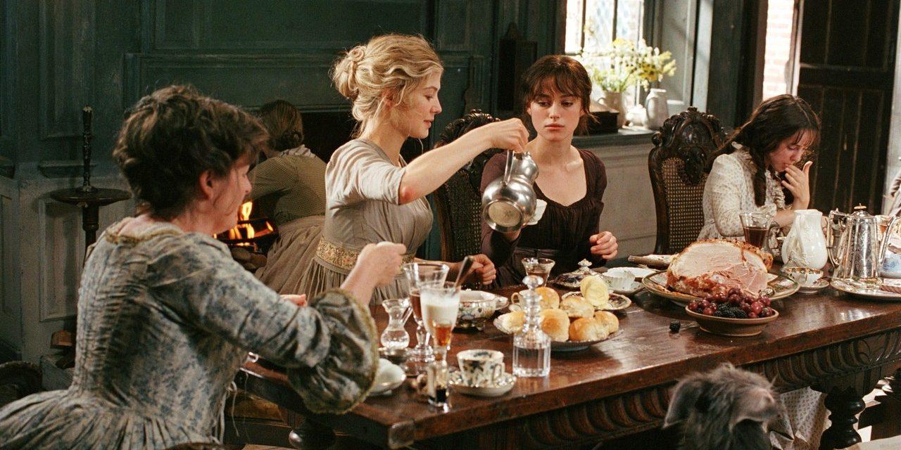 Austen-themaochtend in bieb Bussum
