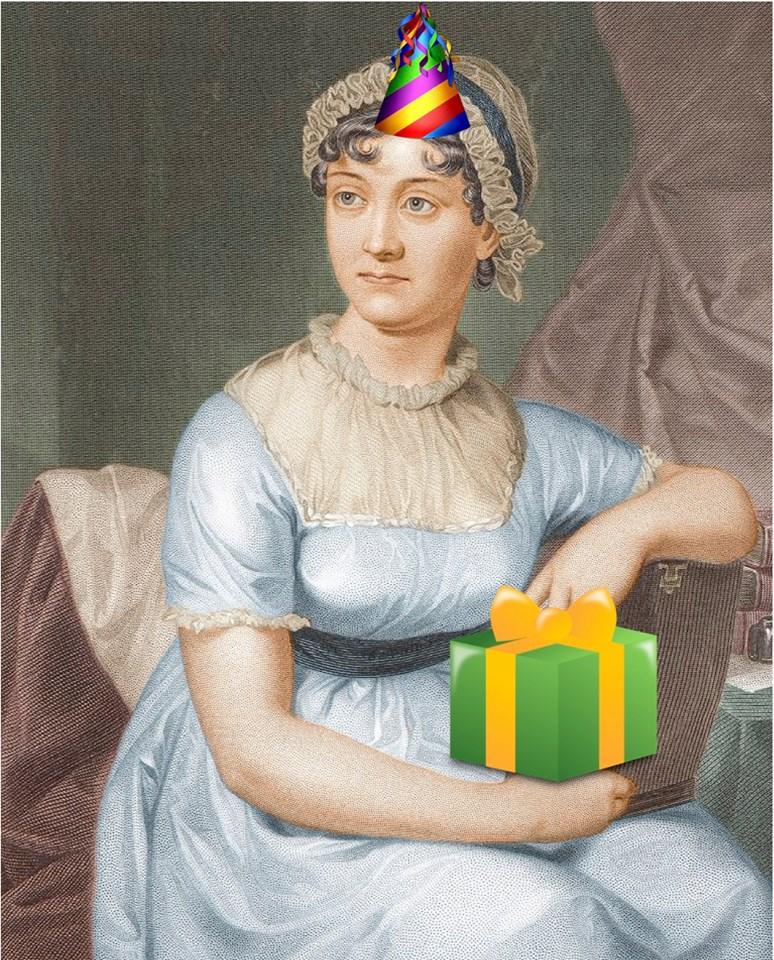 Vandaag is Jane Austen Day, vertel ons jouw verhaal