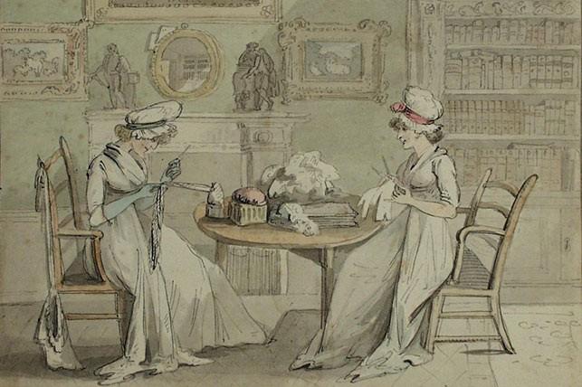 Tentoonstelling over het Bath van Jane Austen