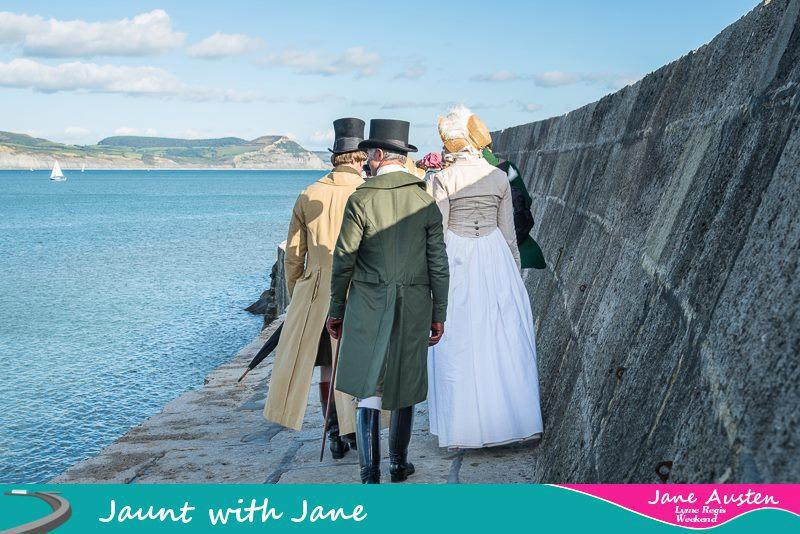 Jaunt with Jane en andere Austen-activiteiten dit najaar