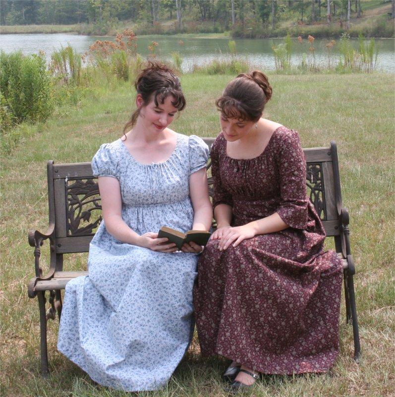 Nieuwe Jane Austen naailessen