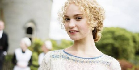 Lily James gaat Elizabeth Bennet spelen.