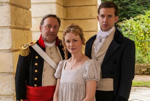 Jane Austen duikt op in Midsomer Murders