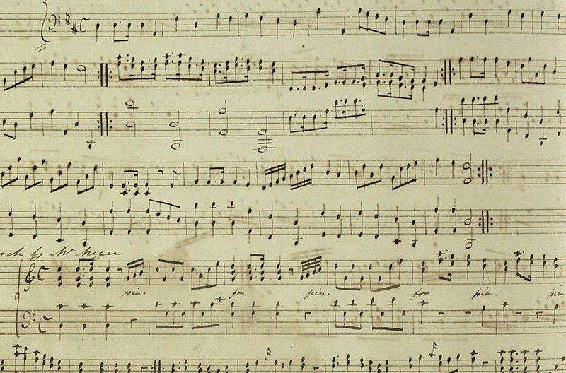 Austen muziekcollectie online te bekijken
