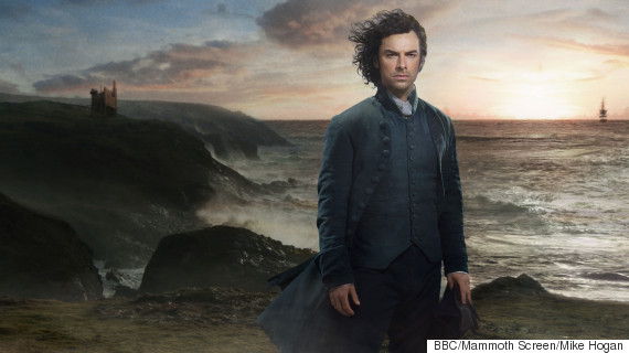 Is Ross Poldark de nieuwe Mr. Darcy?
